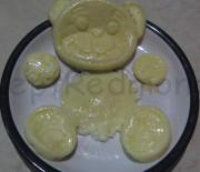 Омлет из перепелиных яиц на пару