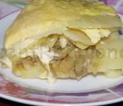 Гратен (картофельная запеканка)