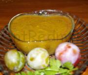 Ткемали (сливовый соус)