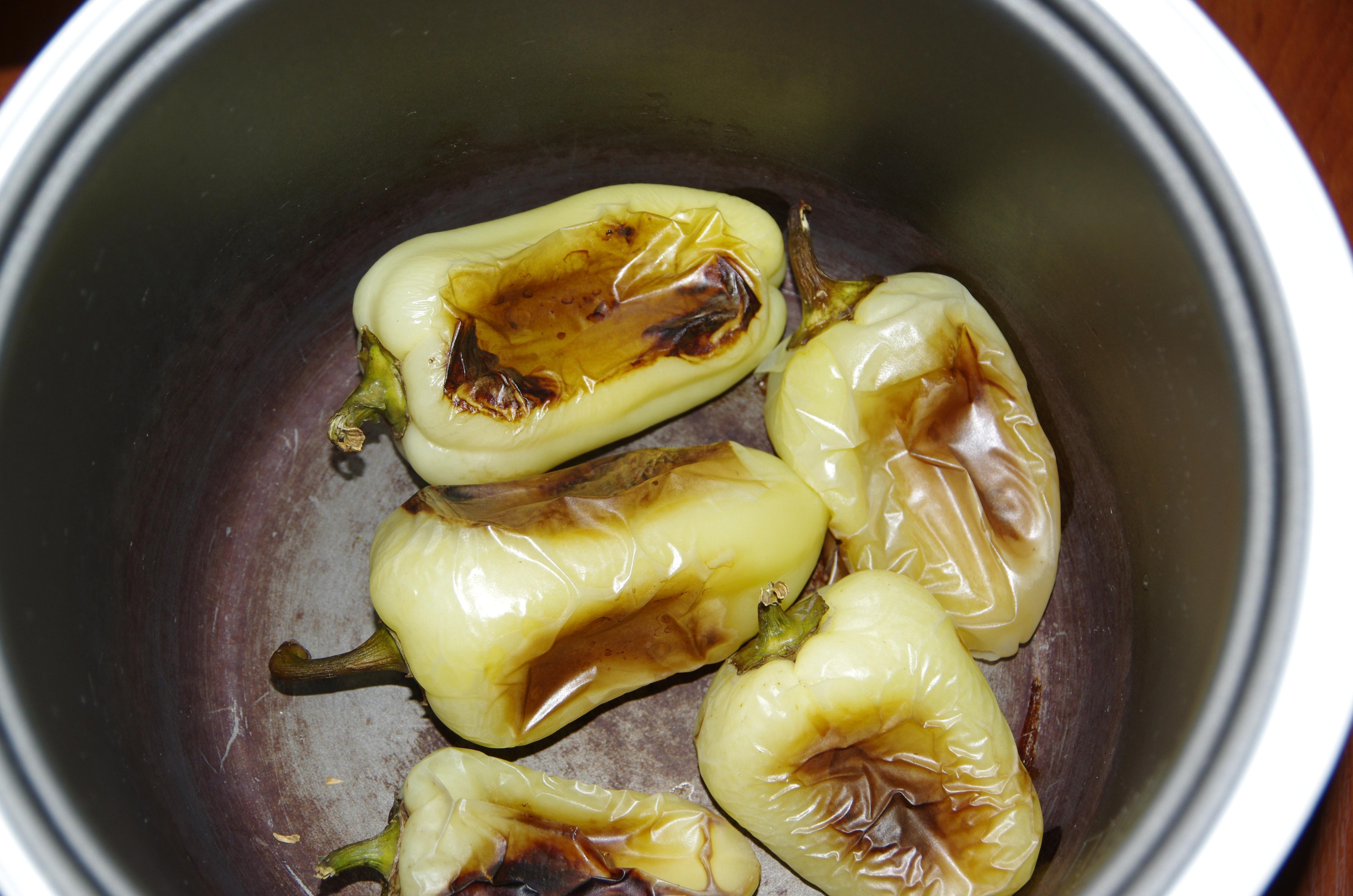 Перец фаршированный в мультиварке редмонд пошаговый рецепт