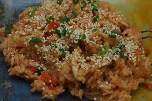 Тайский рис Као Пад