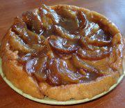 Французский пирог-перевертыш